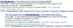 Ed Dale Mankini Search Results